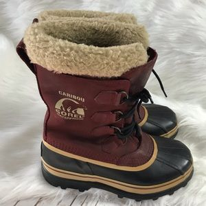 Sorel Caribou Waterproof Winter Snow Boots